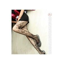 Sexy Black Women Fishnet Net Pattern Jacquard Pantyhose Tights Lots Style wa926A