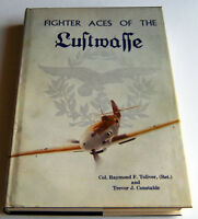 WWII Aircraft - Fighter Aces of the Luftwaffe - ed. 1977