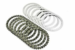 04-05 Dyna Super Glide Barnett Carbon Fiber Friction and Steel Clutch Plates