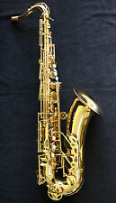 Keilwerth MKX Tenor Saxophone Gold Lacquer