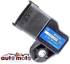 Boost MAP Sensor Bosch 3 Bar Opel Vauxhall Corsa Vectra Astra Zafira 0281002437