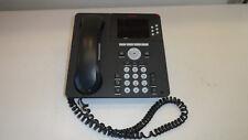Avaya 9640G 700419195 One X Charcoal Gray Office IP Telephone Handset