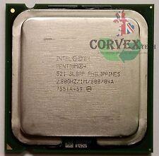 Intel Pentium 4 521 HT 2.8GHz/775/FSB 800MHz/Prescott/L2 1MB/SL8PP