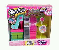 Shopkins New Shoe Dazzle Fashion Spree Playset! Great Gift Item!