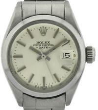 Rolex Oyster Perpetual Date, Damen- Uhr, Stahl, Ref. 6916 ~ 1975 orig.Kaufbeleg