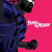 Major Lazer - Peace Is the Mission (2015)  CD  NEW/SEALED  SPEEDYPOST