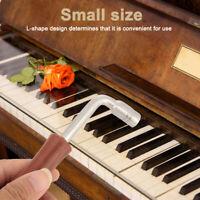Edelstahl Klavier Stimmschlüssel Tuning Wergzeug Stimmhammer L-Shape Zubehör ❤