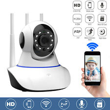 1080P Wireless Security Ip Camera Ptz Home Smart Wifi Night Vision Baby Monitor