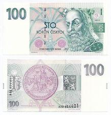 Czech Republic, 100 Korun 1993, Pick 5a, aUNC
