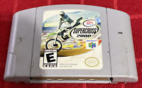 Supercross 2000 - Nintendo 64 Game N64 Authentic Tested Cartridge Only