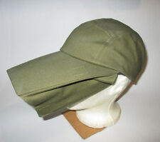 Military Green Cadets Shooting cap Indoor / Outdoor