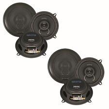 Crunch DSX52 2 Wege Lautsprecher System Boxen für BMW 5er E39 vorne und hinten