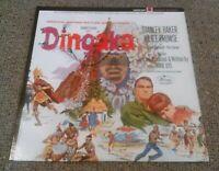 DINGAKA O.S.T LP EX (+) !!! ORIGINAL U.S MERCURY SR 61013 EGNOS DOMINGO BAXTER