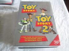 DVD - Toy Story Box - Teil 1 + 2 - NEU - OVP