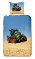 Traktor Bettwäsche 135 X 200 Bulldog Trecker John Deere Mc Cormick