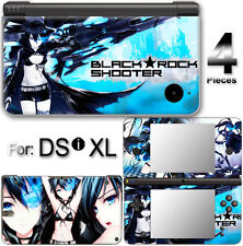 Black Rock Shooter Amazing SKIN VINYL STICKER DECAL COVER For Nintendo DSi XL