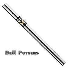 """Apollo Golf Putter Shaft-36"""" Straight Stepped Steel-116g-Select Your Quantity"""