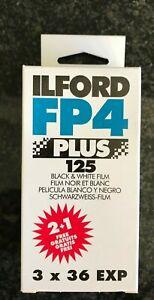 3X Ilford FP4 124 PLUS 135mm expired film Lomo kodak fuji agfa perutz 3M 35mm