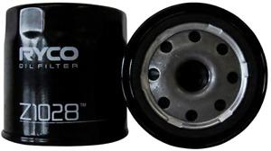 RYCO HIGH FLOW OIL FILTER FOR NISSAN PATHFINDER R51 V9X TURBO DIESEL 3.0L V6