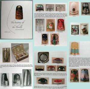 """The Anatomy of the Thimble"" Reference Book  by William & Magdalena Isbister"
