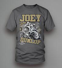 NEUF Official JOEY DUNLOP LEGEND 2 T-shirt
