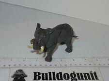 Elephant Plastic Figure Toy Animal PVC Figurine 2011