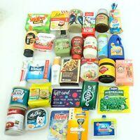Coles Little Shop toy food Series 2 Complete set Bulk