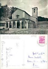 LA VERNA - MT.1122 - ESTERNO DELLA BASILICA   (rif.fg.6711)