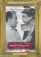 Dvd **TOTO' • NAPOLI MILIONARIA** di Eduardo De Filippo nuovo Slipcase 1950