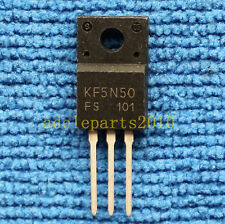 5pcs KF5N50FS KF5N50 N CHANNEL MOS FIELD EFFECT TRANSISTOR TO-220F