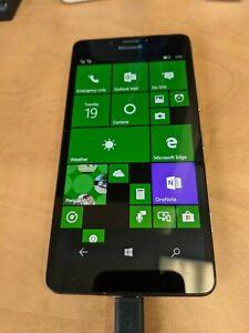 Microsoft Lumia 950 - 32GB - Matte Black Dual SIM