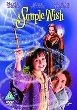 A Simple Wish [DVD] [1997] By Martin Short,Mara Wilson,Ralf D. Bode,Bill Sheinb