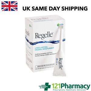 Regelle Long Lasting Vaginal Moisturiser for Menopause - 3 / 6 / 12 PRIVATE LIST