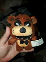 five nights at freddy 7 inch plush ship authentic ship out fast scary chika