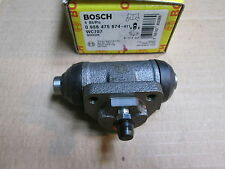 MICRA REAR WHEEL CYLINDER BOSCH 0986475674