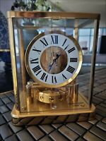 Jaeger LeCoultre ATMOS 560 Swiss Perpetuelle Clock