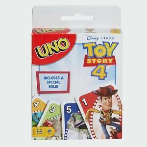 Uno Toy Story 4 Disney Pixar Family Card Game Mattel Games