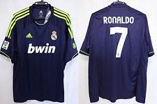 2012-2013 Real Madrid Away Jersey Shirt Camiseta LFP Cristiano Ronaldo 7 XL BNWT