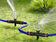 UPP Rasensprenger 360° Sprinkler Sprenkler Regner Rasen Bewässerung