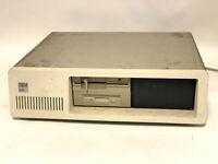 Vintage 1982 IBM 5160 Personal Computer XT Desktop PC System Floppy Disk Drive