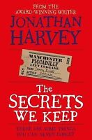 """VERY GOOD"" The Secrets We Keep, Harvey, Jonathan, Book"