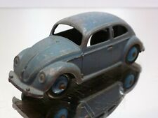 DINKY TOYS 181 VW VOLKSWAGEN BEETLE - BLUE 1:43 - GOOD CONDITION