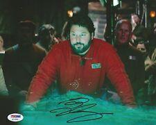 Greg Grunberg STAR WARS Snap Wexley Signed Auto 8X10 Photo PSA/DNA COA (B)