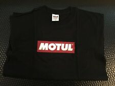MOTUL RACING OIL T-SHIRT SMALL