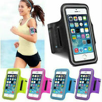 Sport Armband Gym Jogging Running Case Cover For Apple iPhone 7 8 Plus X XS XR