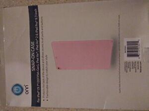 onn 9.7 inch pink ipad case