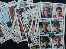 PANINI FOOTBALL 84 - 1984 - Stikers originaux  neufs
