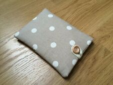 Kindle Fire HD 6 Fabric Padded Case Handmade With Cath Kidston Stone Spot