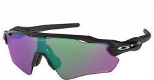 Oakley Radar EV Path Sunglasses OO9208-44 Polished Black Prizm Golf NEW