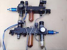 Régulateur de pression pneumatique déshumidificateur huileur lubrificateur